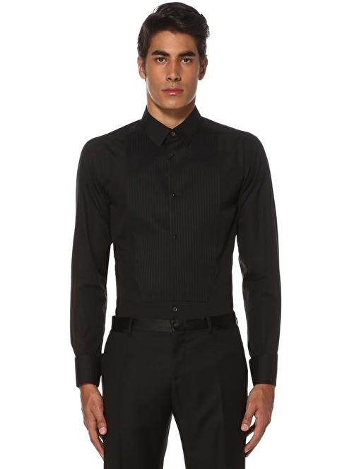 Dolce&Gabbana Smokin Gömlek Siyah